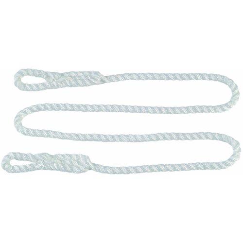Perlon ellető kötél, 150 cm