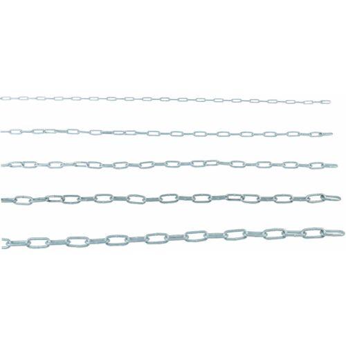 Lánc, hossz: 10 méter, vastagság: 6 mm