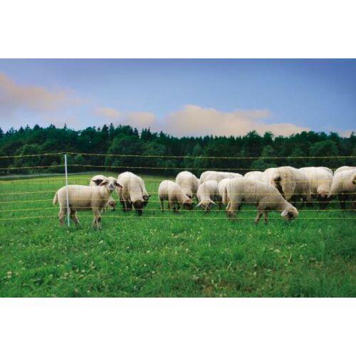 Függőleges háló juhokhoz, 1 villás leszúróval