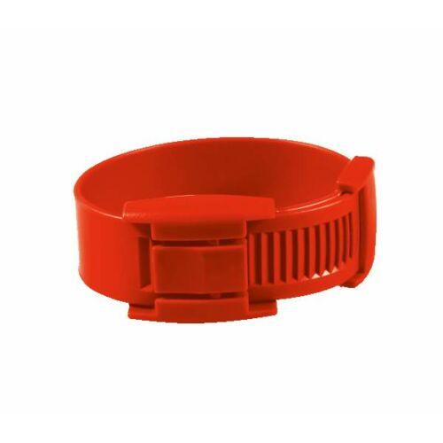 """Műanyag jelölő """"Farming"""", piros, 10 db"""