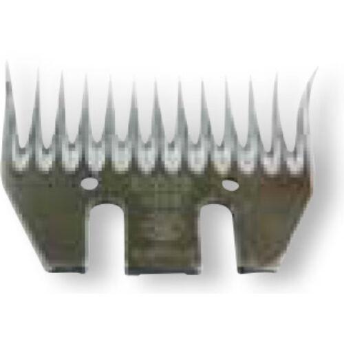 Fésű, 13 fogú, MIGHTY NOVA, 88mm