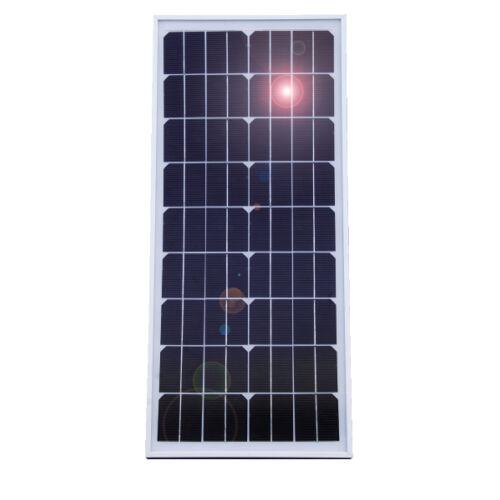 Monokristályos napelem 20W ( Ranger AN3000 készülékhez )