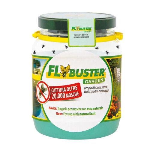 FlyBuster Garden csapda, BUSSE