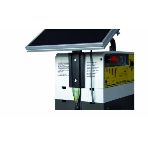 Napelem-rögzítő eszköz farmer készülékekhez