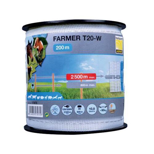 FARMER 20 mm-es szalagok