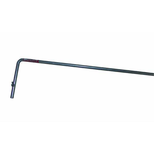 Galvanizált földelő karó, 50 cm