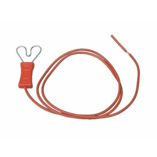 Kerítés csatlakozó kábel, csatlakozó nélkül