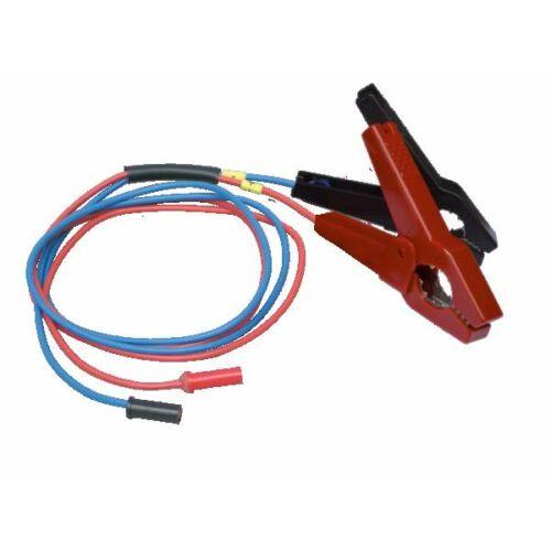 Csatlakoztató kábel 12 V-os akkumulátorokhoz