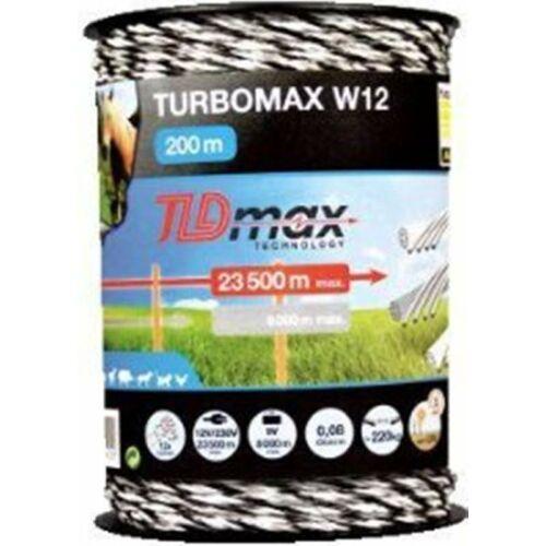 TURBOMAX W12 TLDmax vezetékek