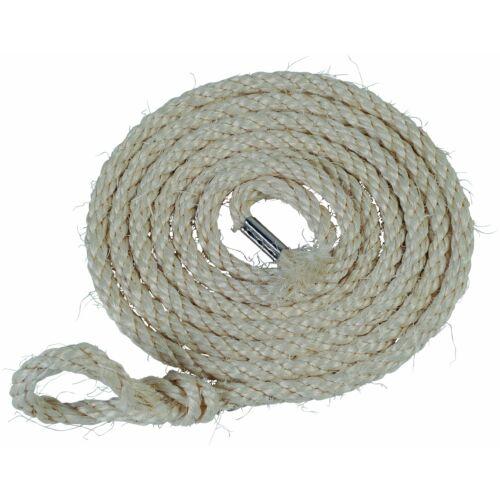 Borjú kötél, 200 cm, kender, 10 db