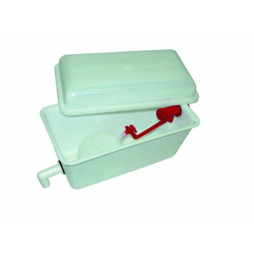 Úszós tartály baromfi és nyúl itatókhoz, 7 literes