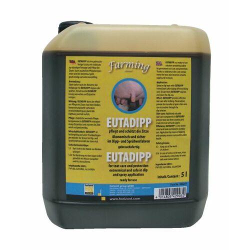 EUTADIPP tőgydippszer, 5 liter